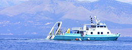 image of vessel Hercules during Albania 2010 Field Season
