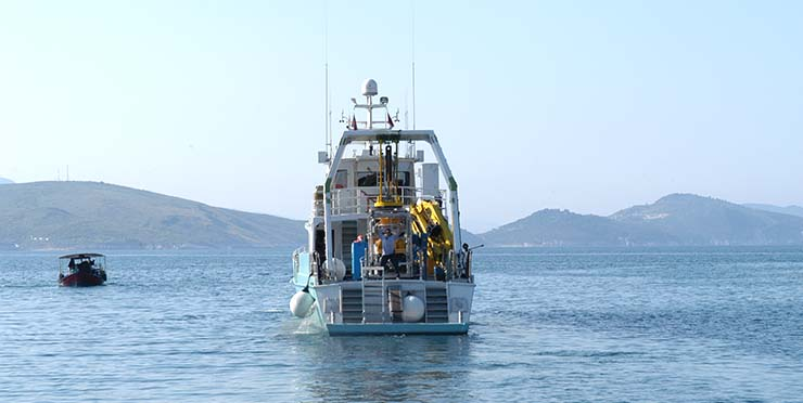 photo of RPMNF Research Vessel Hercules